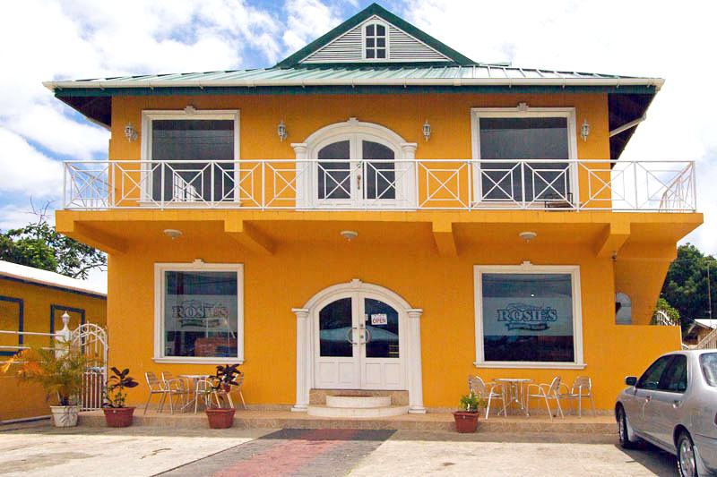 Rosie's Home Style Bakery, Milford Road, Bon Accord, Tobago