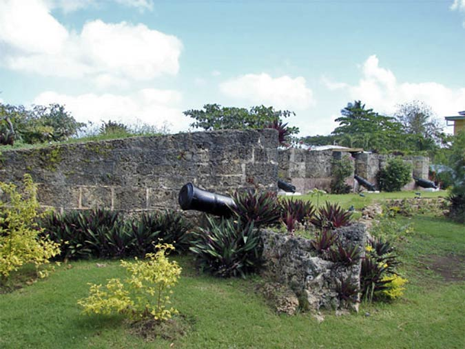 Fort Milford, Crown Point, Tobago